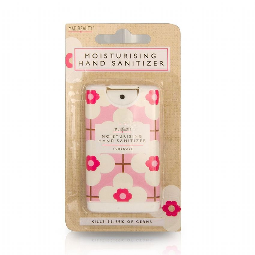 Floral Moisturising Hand Sanitizer Spray (1 Supplied)